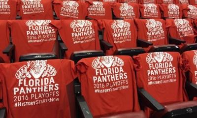 Panthers Islanders