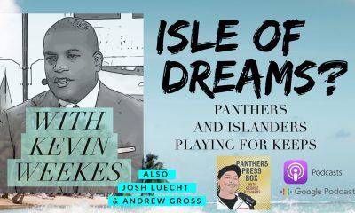 Panthers islanders podcast weekes