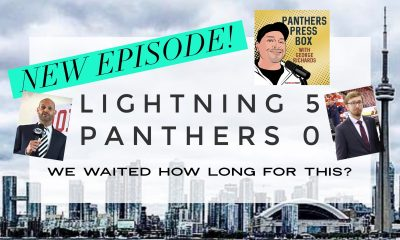 Panthers lightning podcast