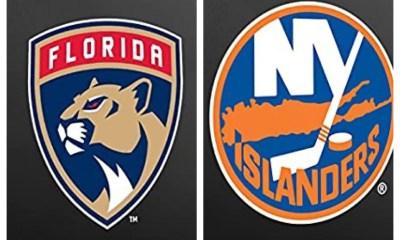 Panthers islanders game 1