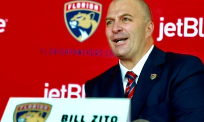 Zito GM Florida Panthers
