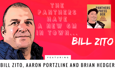 Bill zito panthers podcast