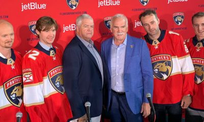 Florida panthers free agency