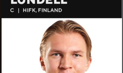 Florida Panthers Anton Lundell