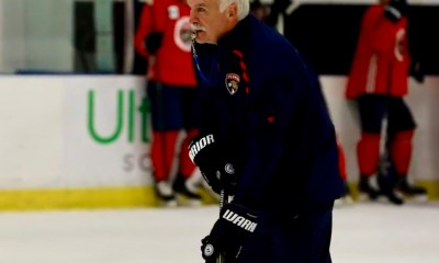 Quenneville panthers training camp