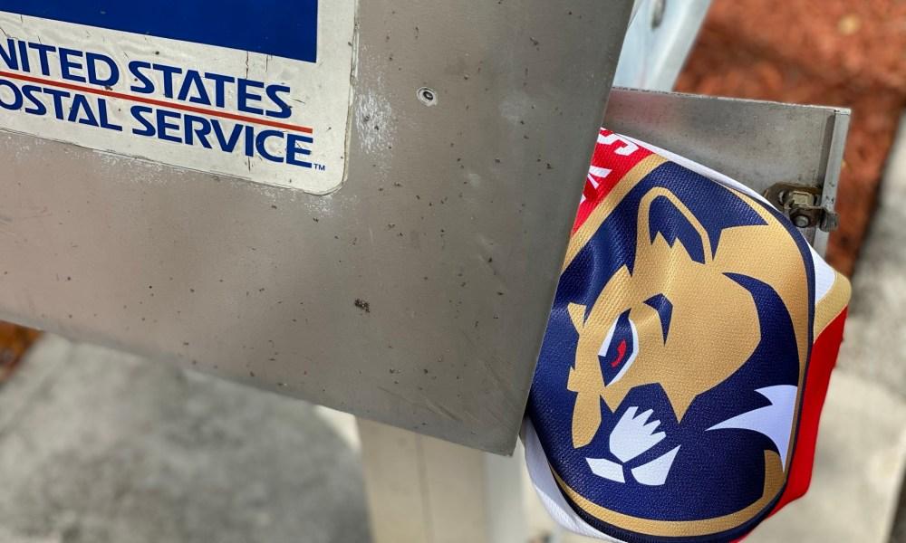 Mailbag Panthers Florida