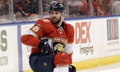 Keith yandle 1000th panthers