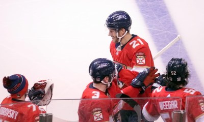Florida Panthers move on