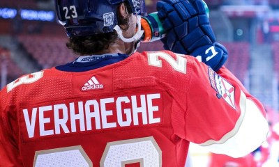 Carter florida panthers verhaeghe