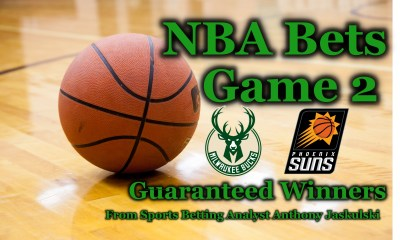 NBA finals wager