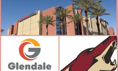 Arizona coyotes glendale