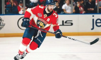 Keith yandle panthers flyers
