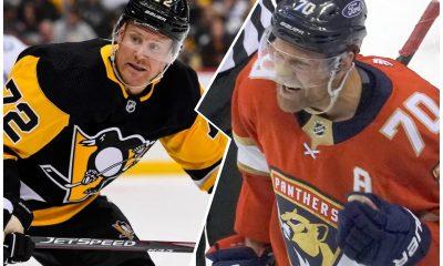 Patric hornqvist penguins florida