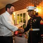 Jacksonville Lawyer Donates to Toys for Tots