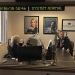 Bill Bishop on Cindy Graves on AM600 WBOB