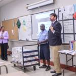 Jacksonville Lawyer John M. Phillips donates to Duval County Public Schools