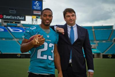 Courts and Sports with Rashad Jennings