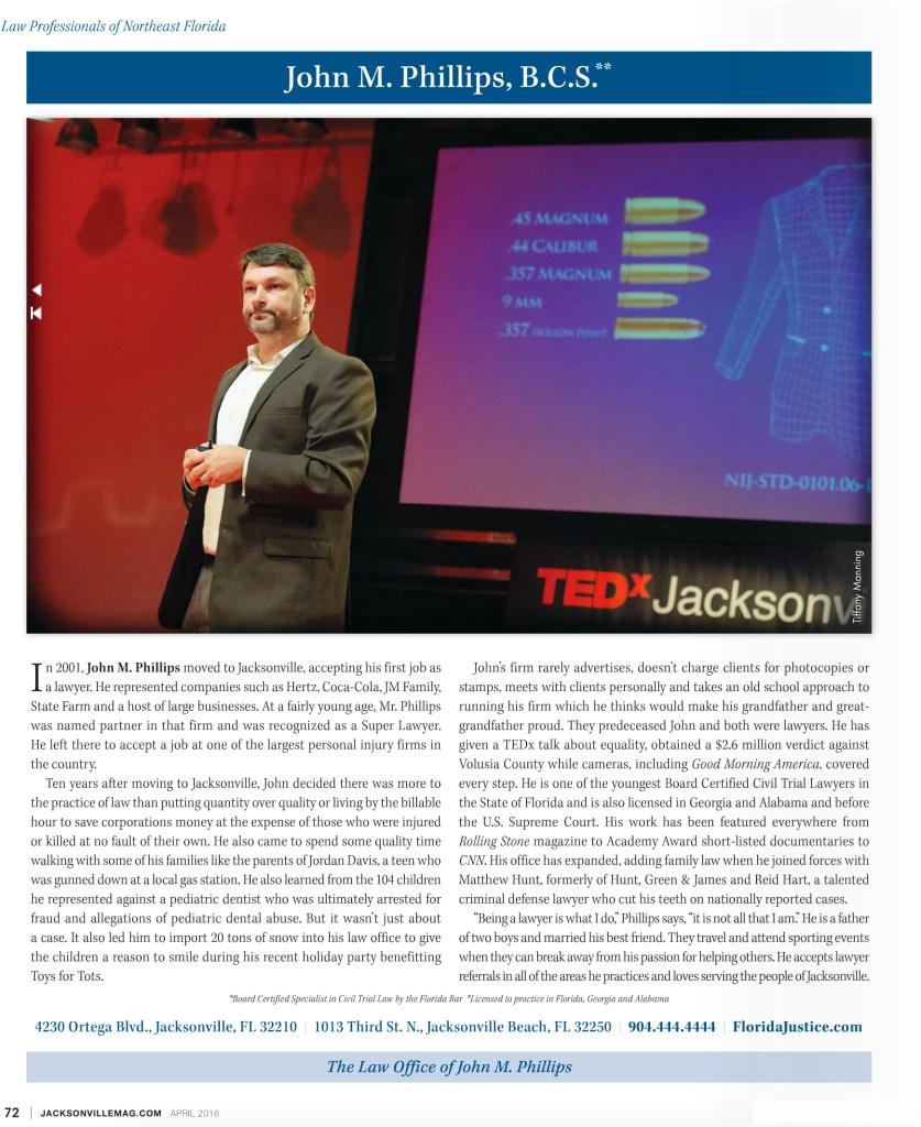 Jacksonville Magazine P. 6