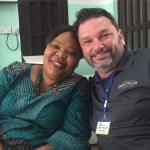 Peace Jam Ghana 2016: Leymah Gbowee and John Phillips