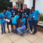 Peace Jam Ghana 2016: Attorney John Phillips and Friends