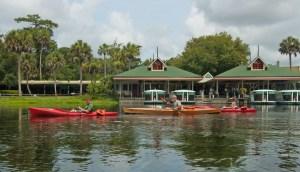 Kayaking the Silver River