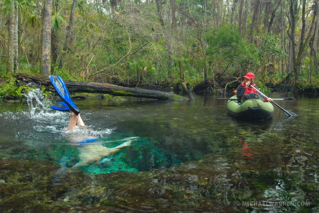 Chassahowitzka Kayaking