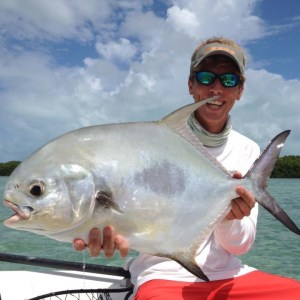 Catch Permit in Islamorada with Captain Jacob