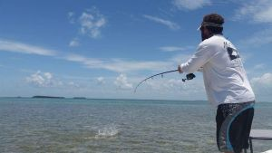 Catch some fish in Islamorada with Captain Jacob