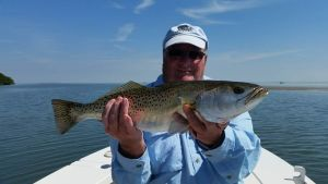 Catch Trout in Islamorada with Captain Jacob