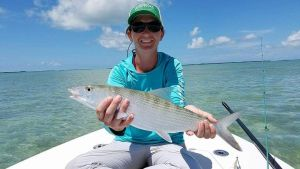 Catch Bonefish in Islamorada with Captain Jacob