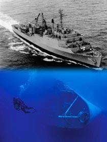 Spiegel Grove - Scuba dive ship wrecks