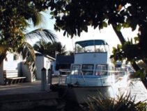 Florida Keys Dive Center Boat