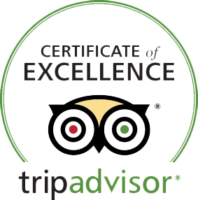 Rated EXCELLENT by travelers on TripAdvisor!