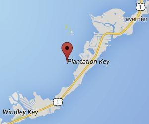 Plantation Key Map