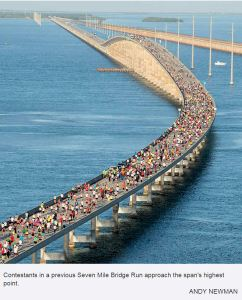 7 Mile Bridge RunClick on Pic for Larger View