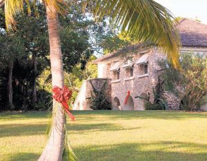 The Matheson house is located on Lignumvitae Key
