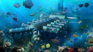 Underwater Resort