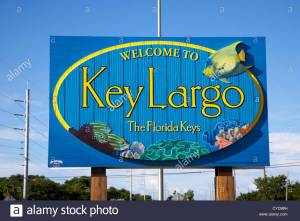 Key Largo road trip