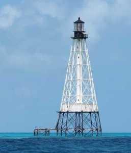 Florida Keys Reef Lighthouses - Alligator