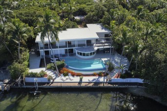 Islamorada Home once owned by Ted Williams