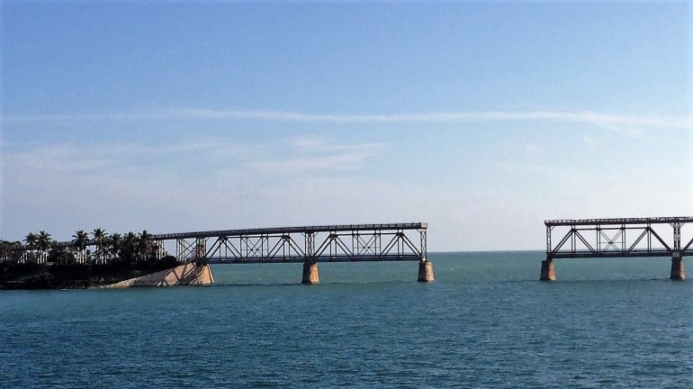 Bahia Honda Bridge Humor