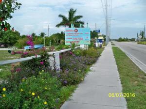 Marathon Highway beautification