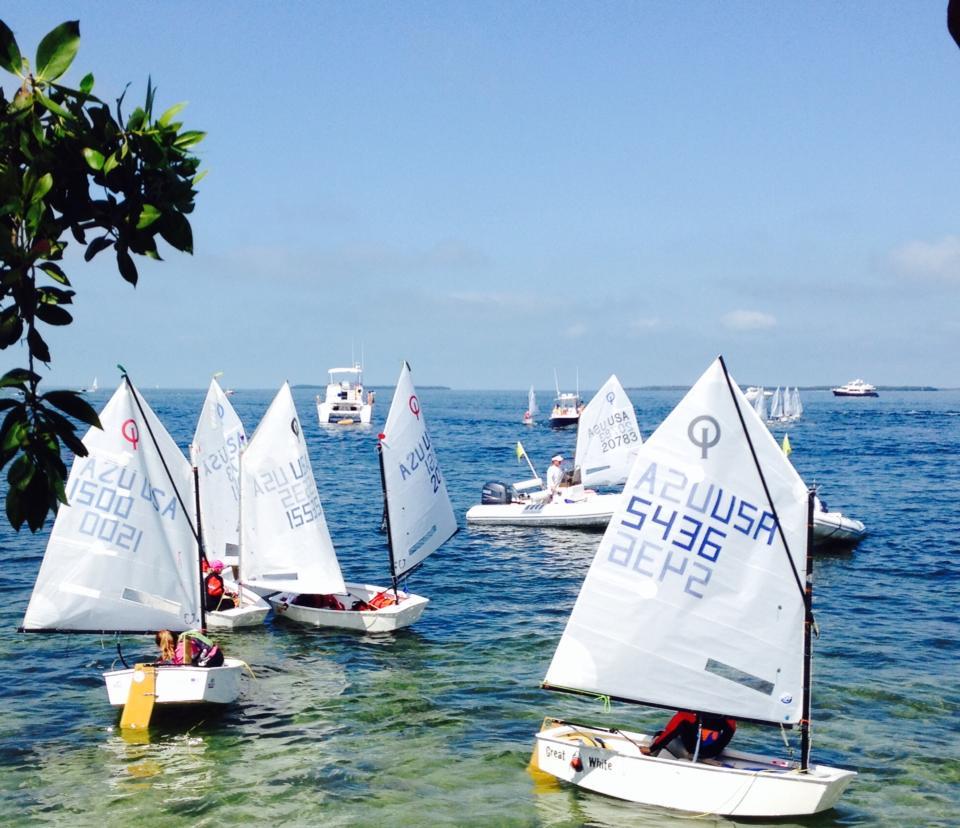 KEY LARGO SAILING CAMP Florida Keys Summer Camps