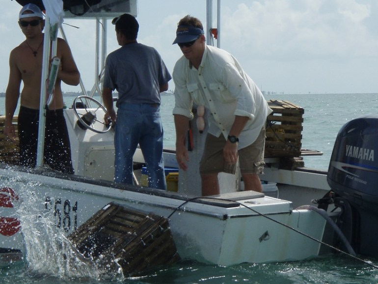 Florida Keys Lobstermen