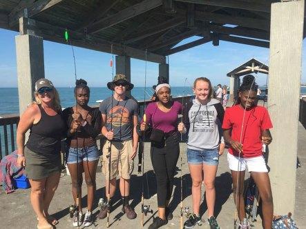 High School Fishing Program