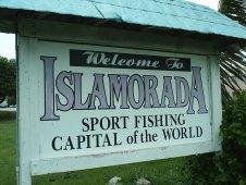 Islamorada Sign