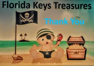 Florida Keys Treasures Thank You