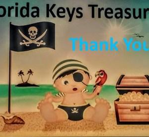 Florida Keys Treasures Thank You