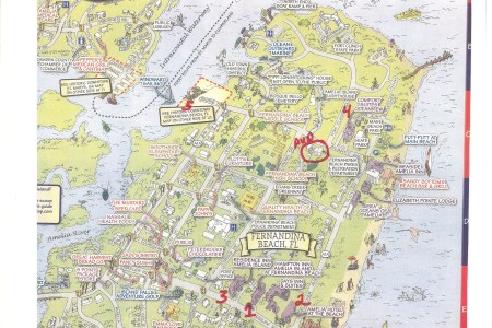 map of amelia island fl » Path Decorations Pictures   Full Path ...