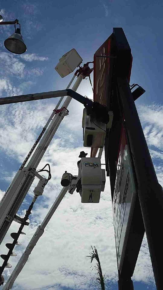 induction lighting retrofit in naples fl